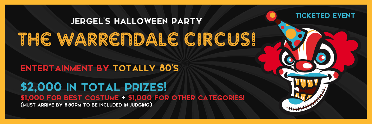 Halloween Party – The Warrendale Circus