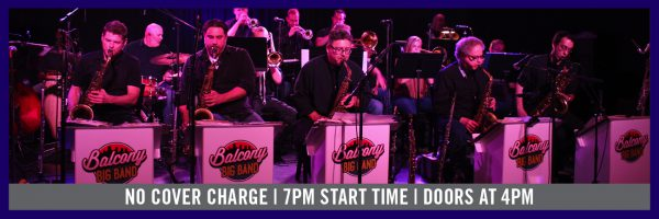 Balcony Big Band w/Bethel Park Jazz