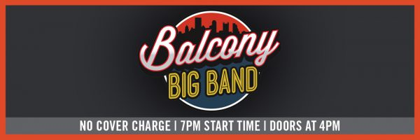 Balcony Big Band w/special guest