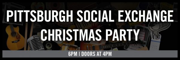 Pittsburgh Social Exchange Christmas Party