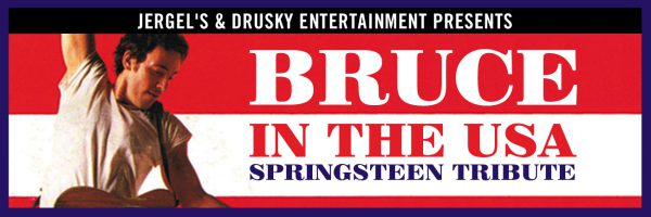 Bruce in the USA – Springsteen Tribute