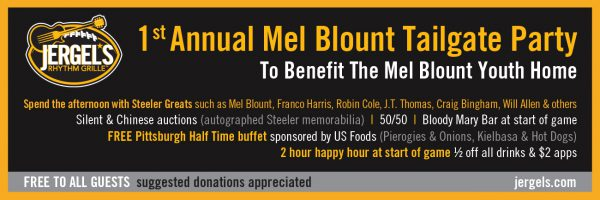 Mel Blount Tailgate Party