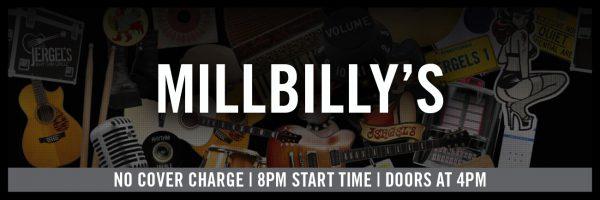 The Millbilly's