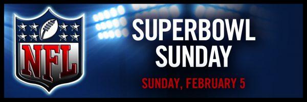 Superbowl Sunday