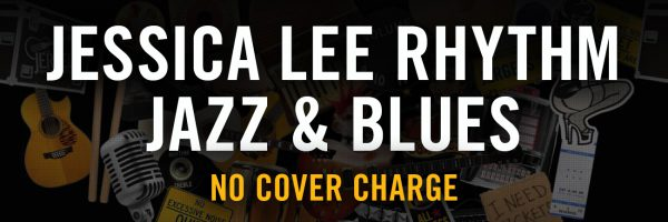 Jessica Lee Rhythm Jazz & Blues