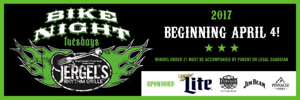 Bike Night Season Opener w/Ray Lanich Band