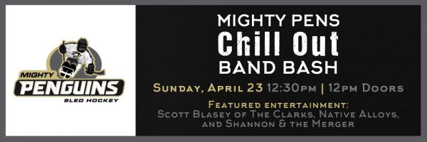 "Mighty Pens ""Chill Out"" Band Bash"