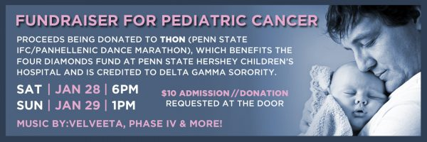 Pediatric Cancer Fundraiser