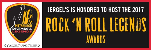 Pittsburgh Rock 'N Roll Legends Induction