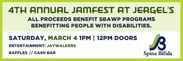 Spina Bifida Jam Fest