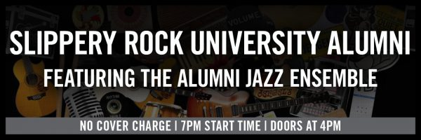 Slippery Rock University Alumni featuring the Alumni Jazz Ensemble