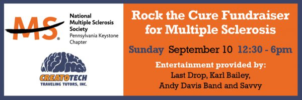Rock the Cure for Multiple Sclerosis