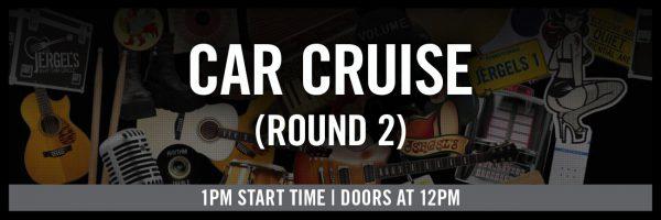 Car Cruise (Round 2)