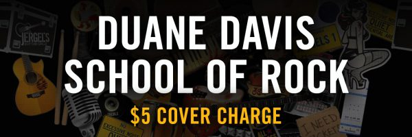 Duane Davis School of Rock
