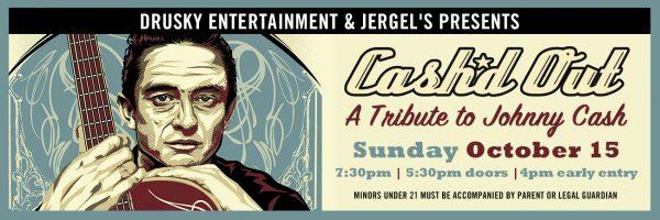 Cash'd Out – Johnny Cash Tribute