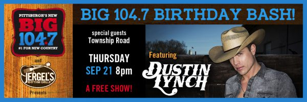 BIG 104.7 Birthday Bash
