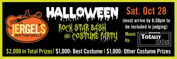 Halloween Bash & Costume Party