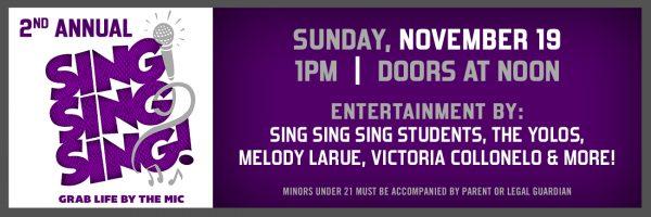 Sing, Sing, Sing – Grab Life by the Mic!