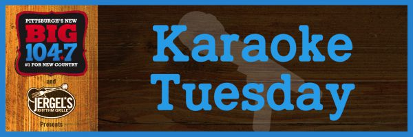 BIG 104.7 Country Tuesday – Karaoke Night!