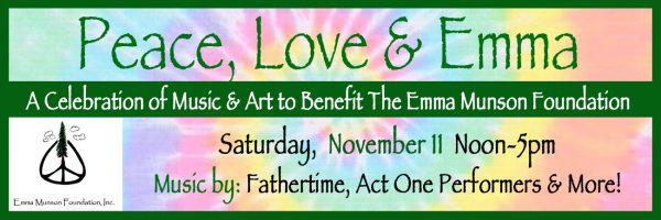 Peace, Love & Emma Fundraiser