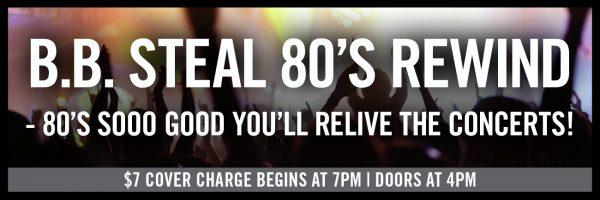 B.B. Steal 80's Rewind
