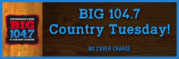 BIG 104.7 Country Tuesday w/Timothy Earl