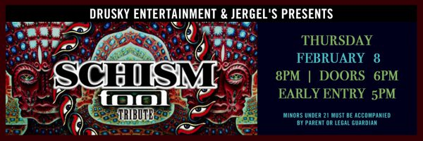 Schism – A Tribute to Tool