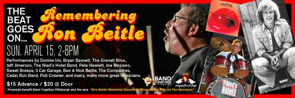 The Beat Goes On – Remembering Ron Beitle