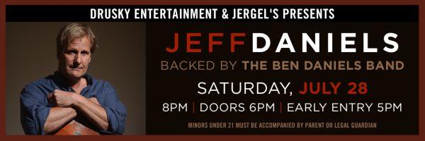 Jeff Daniels Band