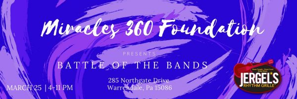 Miracles 360 Foundation – Battle of the Bands