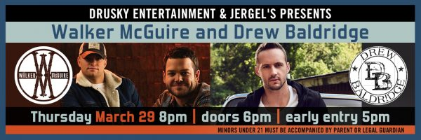 Walker McGuire & Drew Baldridge