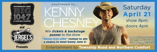 Countdown to Kenny Chesney
