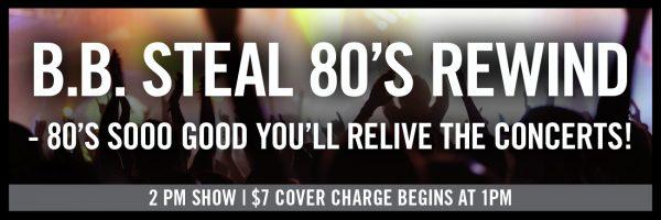 BB Steels 80's Rewind