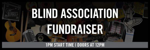 Blind Association Fundraiser