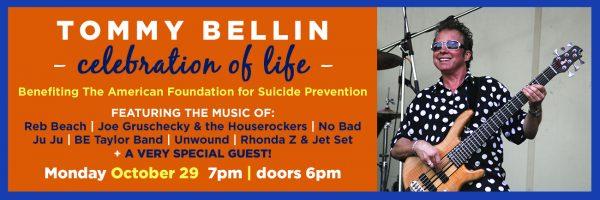 Tommy Bellin – Celebration of Life