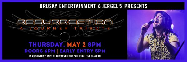 Resurrection – Journey Tribute