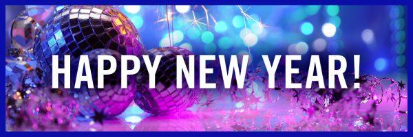 HAPPY NEW YEAR – venue closed