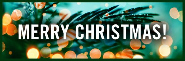 Merry Christmas – Venue Closed