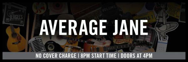 Average Jane