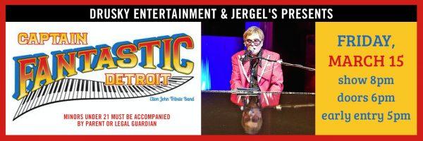 Captain Fantastic – A Tribute to Elton John