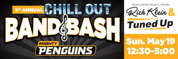 3rd Annual Chill Out Band & Bash