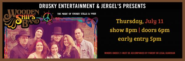 Wooden Ships – Crosby, Stills & Nash Tribute