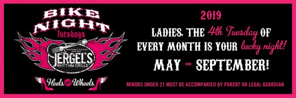 Ladies Bike Night w/Jill West & Blues Attack