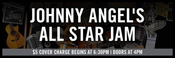 Johnny Angel's All Star Jam