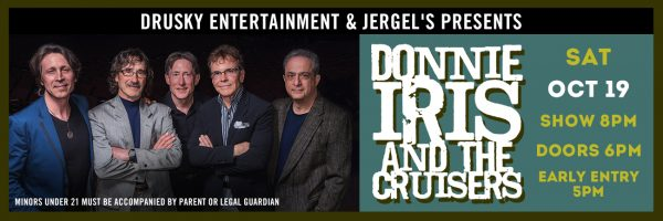 Donnie Iris & the Cruisers