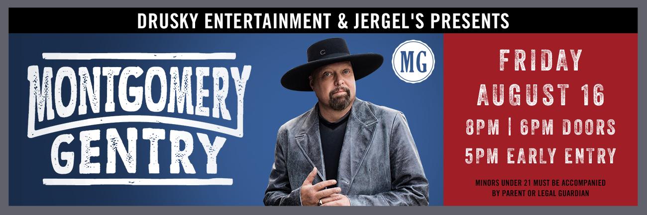 Montgomery Gentry – featuring Eddie Montgomery