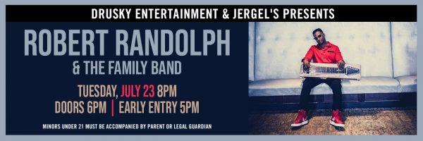 Robert Randolph & the Family Band