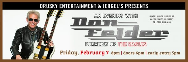 An Evening with Don Felder