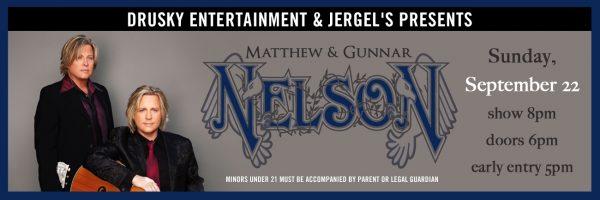 Matthew & Gunnar Nelson