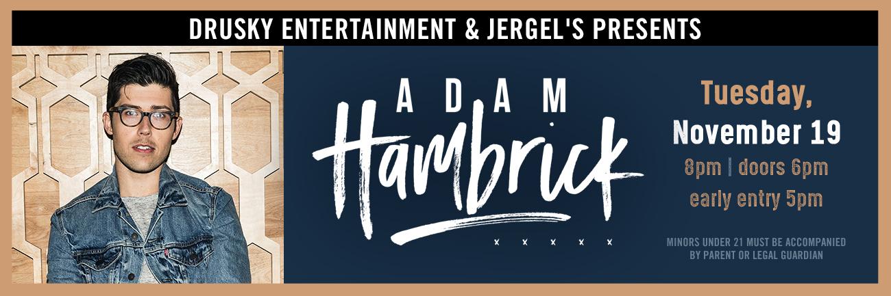 Adam Hambrick